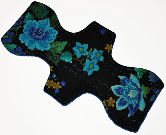 Reusable Cloth Goddess L Pads (14.5 in)